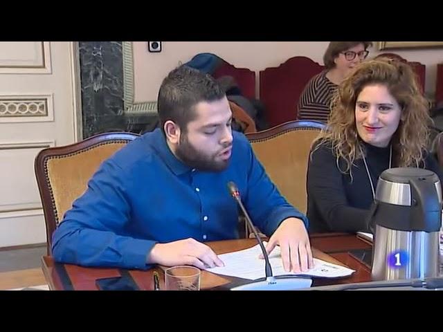 Sesión tensa en el ayuntamiento de Oviedo