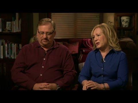 Rick Warren: We were just sobbing