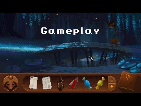 FoxTail (1st Chapter 9min gameplay, RUS)