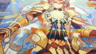 cardfight vanguard the architect s gurguit gold paladin deck profile