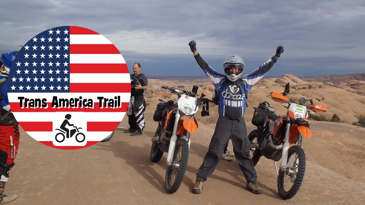 Trans America Trail Welcome - YouTube