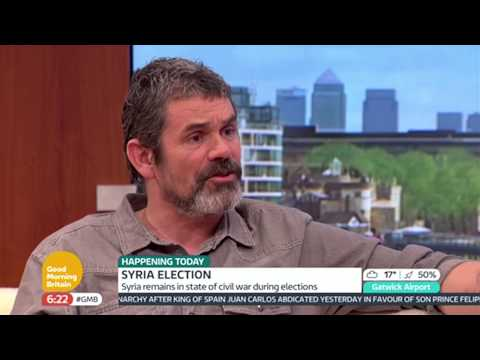 Syrian Elections | Good Morning Britain