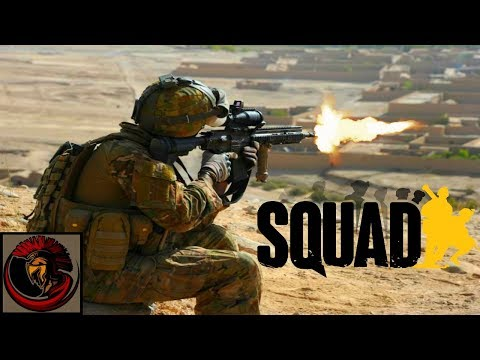 SQUAD Gameplay | PLAYING TACTICALLY!?