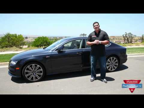 2011 Audi A7 Review