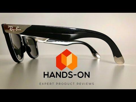 Ray-Ban Wayfarer Sunglasses Review