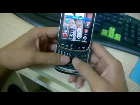 Quá Quắt - Trên tay Blackberry Torch 9810