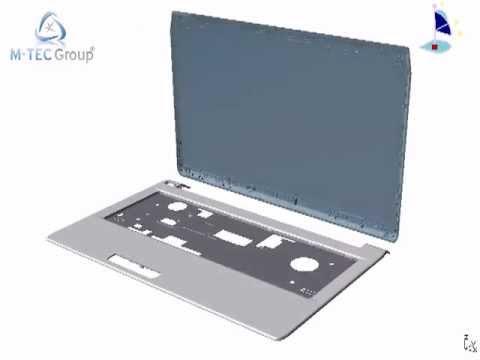 M-TEC Laptop Case Project