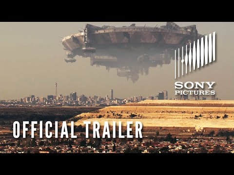 District 9 trailers