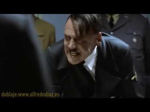 Hitler se entera de las nominaciones de los Goya