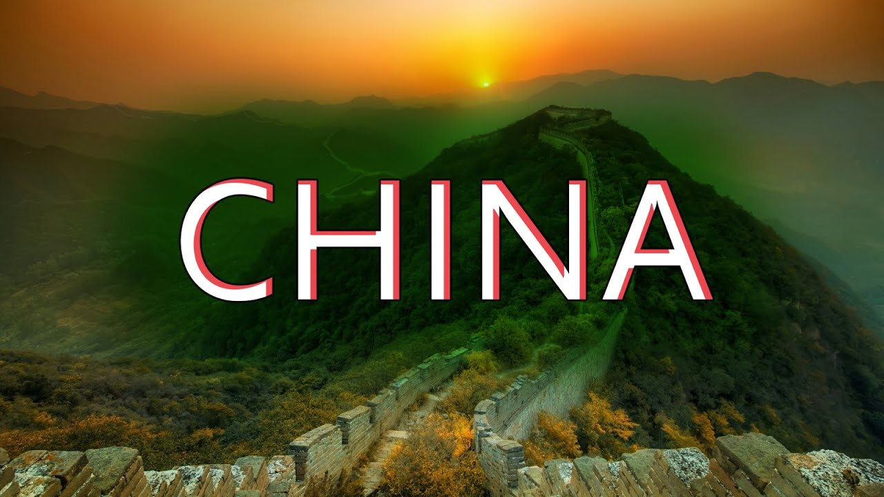 China | Geography & Information | - YouTube