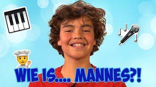 #6 WIE IS MANNES?! 🎤🎹| 🌟FINALISTEN STELLEN ZICH VOOR 🌟 | JUNIOR SONGFESTIVAL 2019🇳🇱