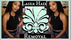 How much does laser hair removal cost? + My Experience!