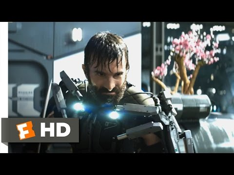 Elysium (2013) - Max vs. Kruger Scene (8/10)   Movieclips