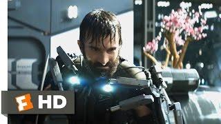 Elysium (2013) - Max vs. Kruger Scene (8/10) | Movieclips