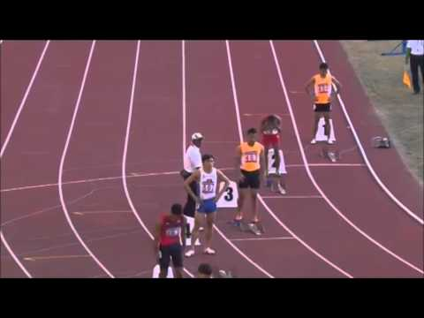 Sea Games 27th 200m Men Final