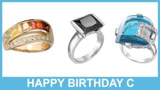 C   Jewelry & Joyas - Happy Birthday