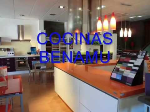 COCINAS BENAMUwmv  YouTube