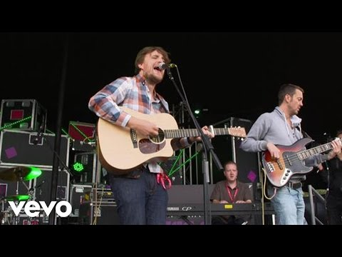 Starsailor - Four to the Floor - Xperia Access @ V Festival (Lounge)