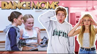 Reacting To My Best Friend On DANCE MOMS **Pressley Hosbach**| Sawyer Sharbino