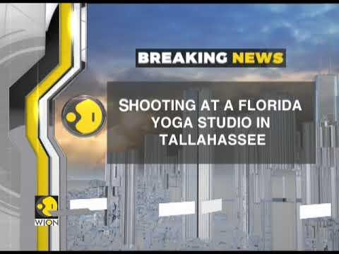 Breaking News: Shooting at Florida yoga studio in Tallahassee