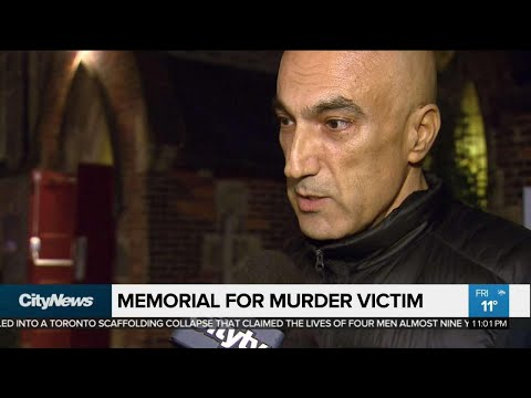 Memorial held for victim of Bruce McArthur