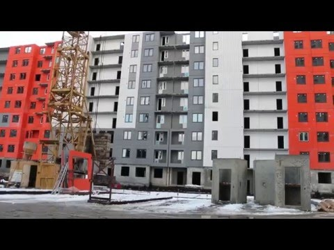 ГК Мортон : Мортонград Бутово ( 3 очередь ) февраль 2016