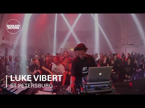 Luke Vibert Boiler Room St Petersburg Live Set