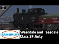 Train Simulator - Weardale and Teesdale, Class 3F Jinty