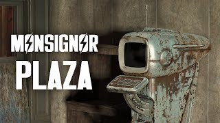 The Full Story of Monsignor Plaza, Griswold, & Sue - Fallout 4 Lore