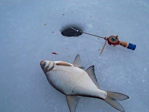 Как оснастить зимнюю удочку для ловли леща, на игру. И прочие хитрости.