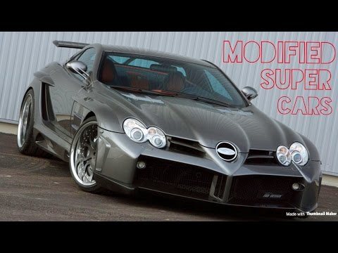 Extreme Modified Supercars