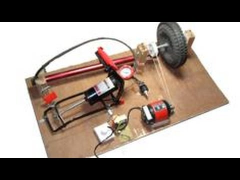 how to build a pneumatic system