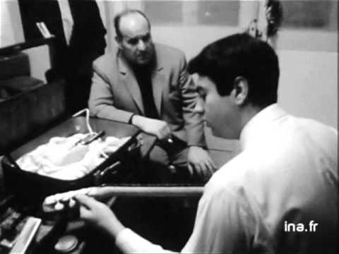 Enrico Macias -  Interview 1965
