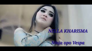Ninja opo Vespa Nella Kharisma Lirik music video