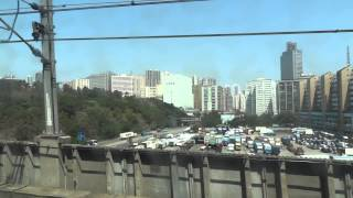 東涌綫 Z816 行走片段 荔景至青衣(LAK TO TSY)