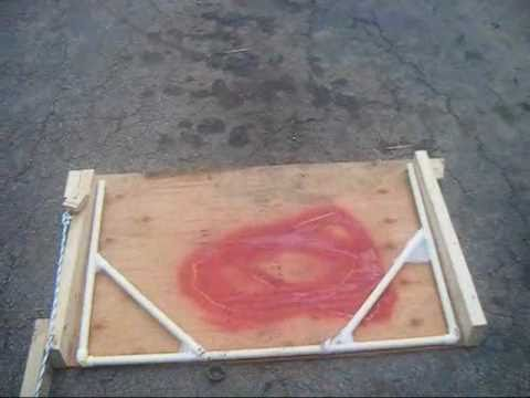 homemade motocross gate.wmv