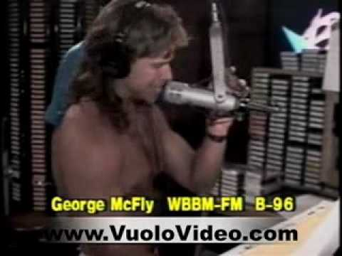 George McFly B-96 Radio Chicago 1991