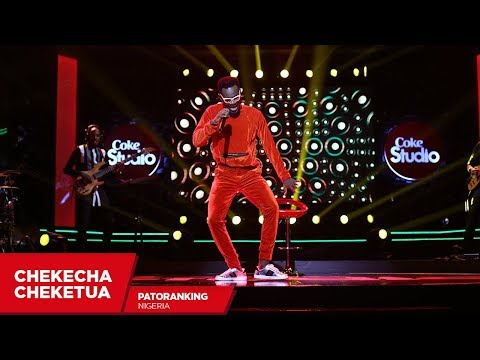 Patoranking: Chekecha Cheketua (Cover) - Coke Studio Africa