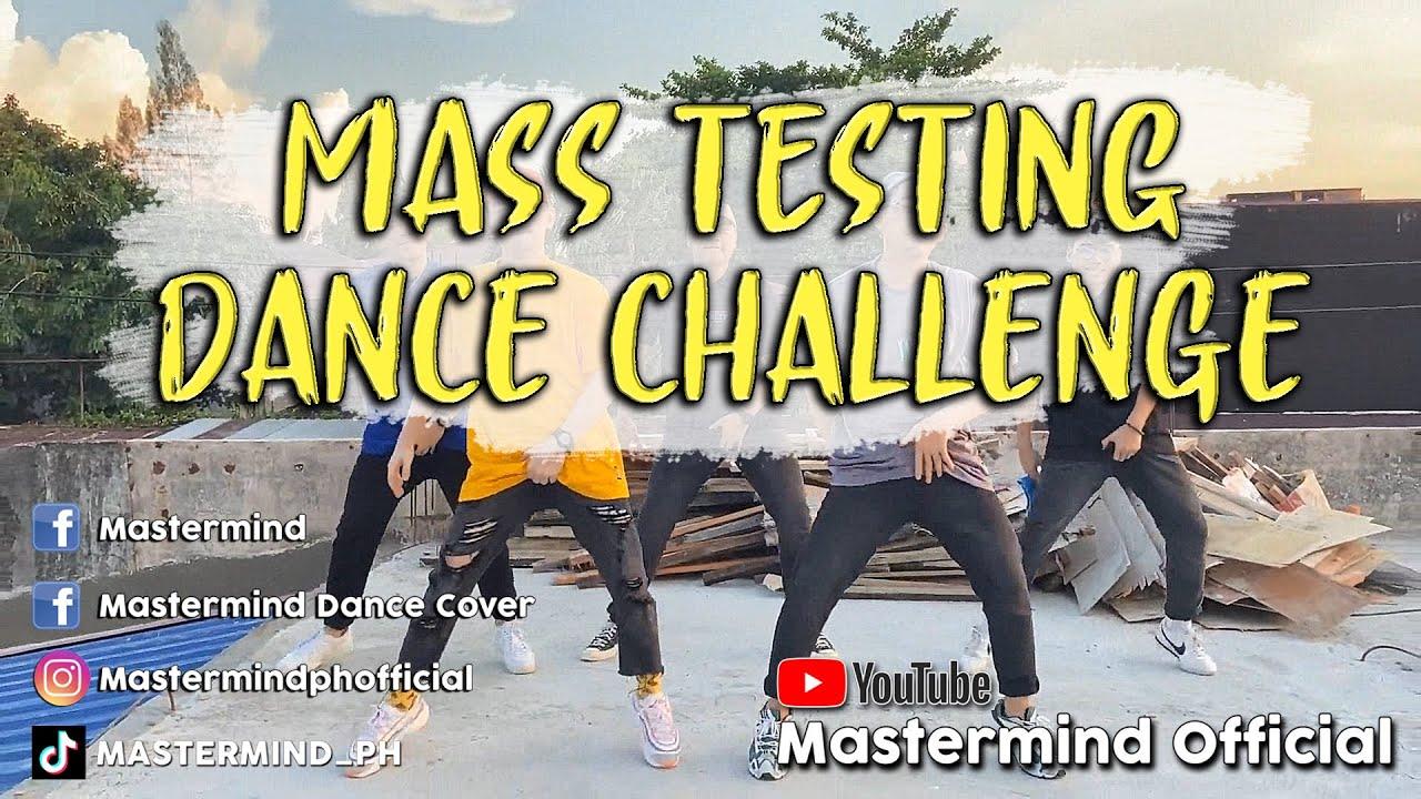 Mass Testing Dance Challenge | Mastermind