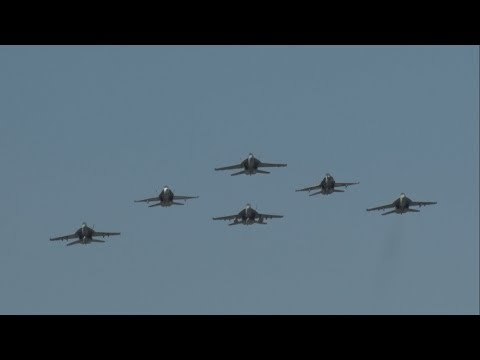 Spotting at Naval Air Station Oceana - September 14, 2017