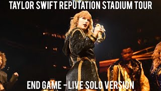 Taylor Swift - End Game (Live from MetLife Stadium)