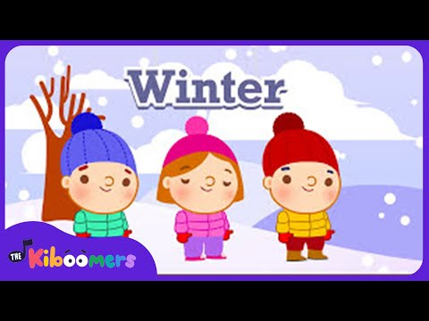 If You Know All the Seasons | Four Seasons Song for Kids | The Kiboomers