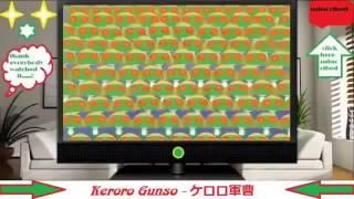 ケロロ軍曹アニメ 第21 22 23 24 25話