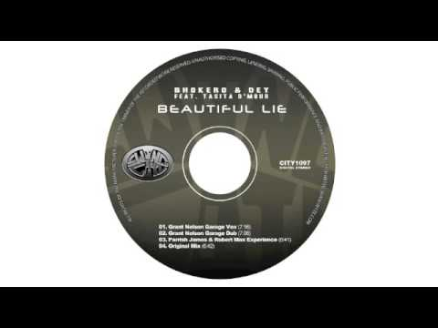 Bhokero & Dey feat. Tasita D'Mour - Beautiful Lie (Original Mix)