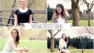 Spring Outfit Ideas | 2014 Thumbnail