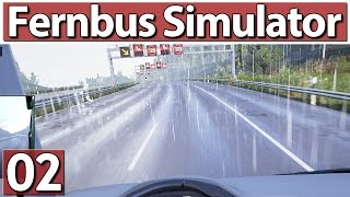 BAUSTELLE! ► FERNBUS SIMULATOR BETA Gameplay deutsch #02