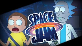 Why Rick and Morty Feel Different in Space Jam 2 Cameo