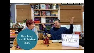 How Long Does Book Publishing Take?