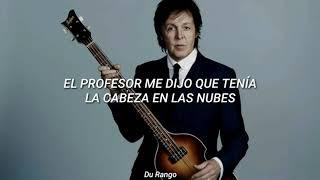 Paul McCartney - Vintage Clothes/That Was Me/Feet In The Clouds (subtituladas al español)