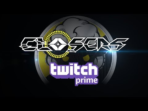Closers x Twitch Prime